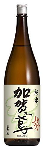福光屋 加賀鳶 純米 勢 純米酒 瓶 1800ml [石川県/辛口]