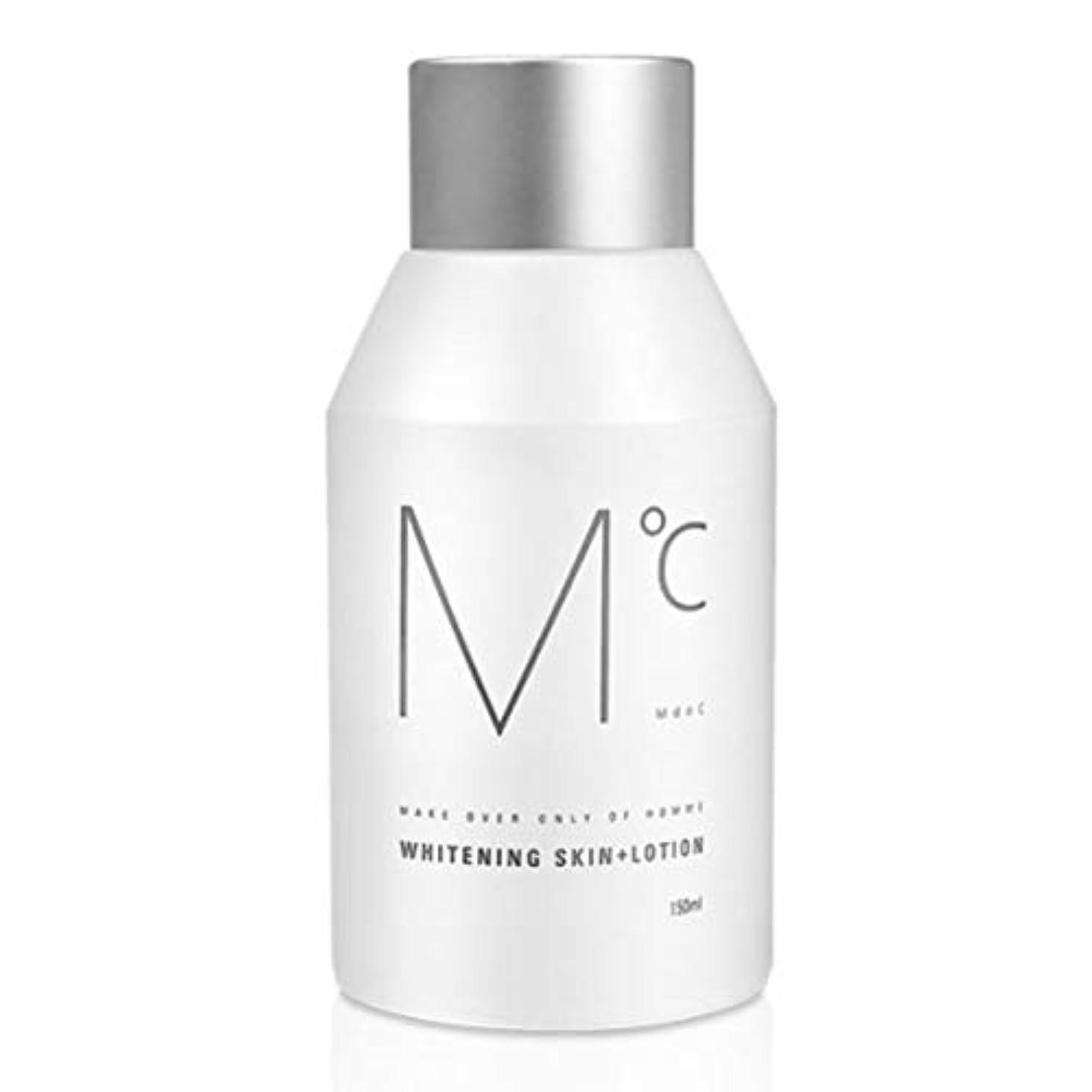 ここにレンズエレメンタルM℃ホワイトニングスキンプラスローション150ml Men'sの男性化粧品MdoC[並行輸入品]
