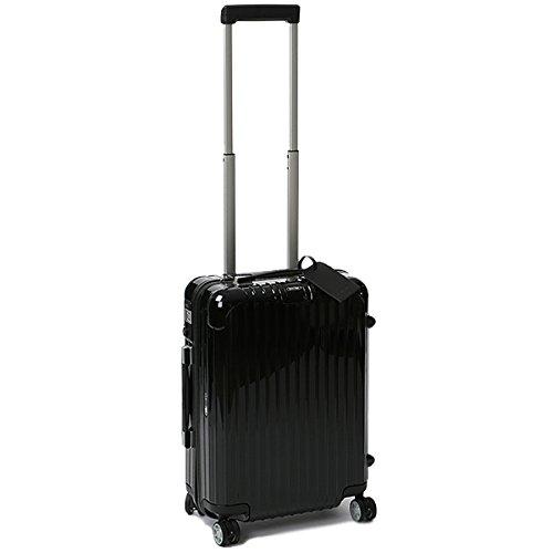 (リモワ) RIMOWA リモワ スーツケース RIMOWA 870.52 830.52.50.4 SALSA DELUXE サルサデラックス 55cm 35L 1~3泊用 機内持ち込み可能 4輪 TSAロック付き キャリーケース BLACK[並行輸入品]