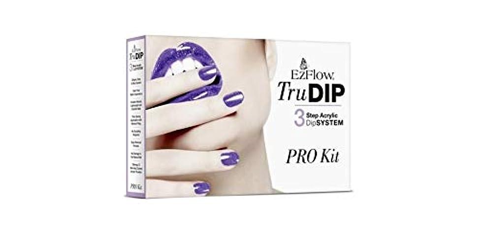 流行インタフェースオンスEzFlow TruDIP System - Pro Kit