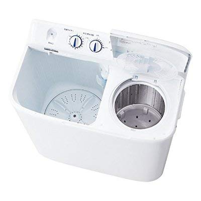 Haier (ハイアール) 洗濯機 ホワイト  B00A9MKKVI 1枚目