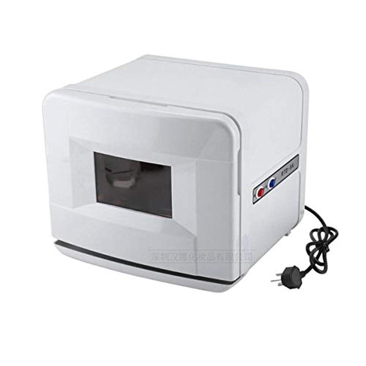 分析的インストラクタービートホテル美容ジム容量5lホワイト(32×28×27cm)に適したタオル絶縁ステンレス鋼Uvタオルヒーター殺菌消毒