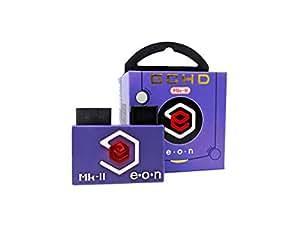 ゲームキューブ用HDMIアダプター(ブルー) GCHD Mk-II | GameCube HDMI Adapter (HDMIndigo) by EON [日本正規品] [SRPJ2131]