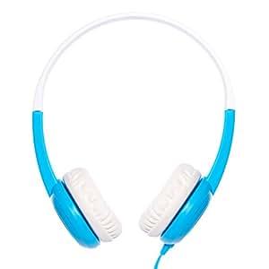 buddy phone ブルー(BP-BLUE)キッズヘッドホン