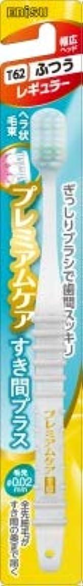 農学の追記【まとめ買い】プレミアムケアすき間プラス?レギュラーM ×6個
