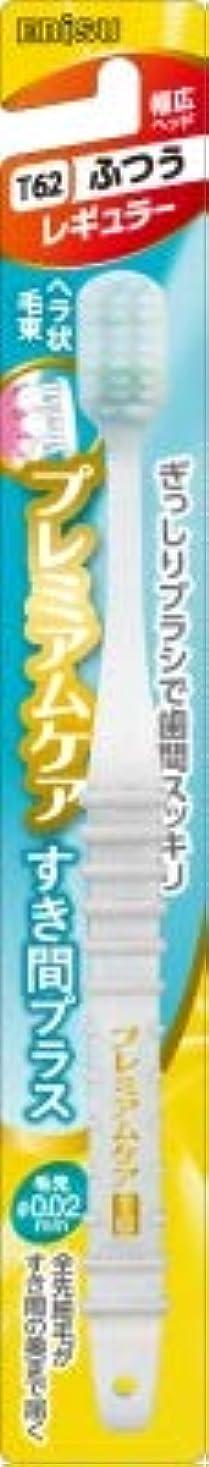 相対的付ける哺乳類【まとめ買い】プレミアムケアすき間プラス・レギュラーM ×3個