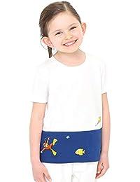 (グラニフ) graniph コラボレーション キッズ Tシャツ スイミング ジョージ (おさるのジョージ) (ホワイト) キッズ (g28)