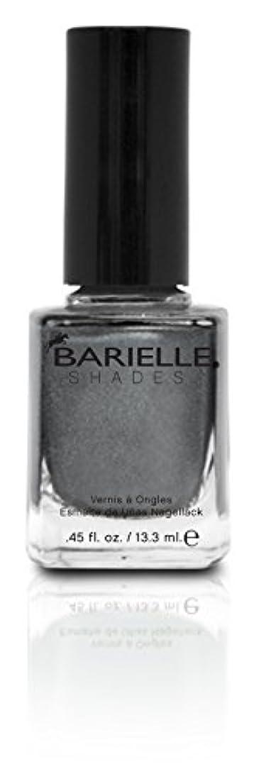 の面では穿孔するシリングBARIELLE バリエル アウトグレー 13.3ml Out-Grey-Geous 5082 New York 【正規輸入店】