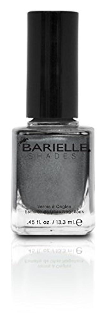 印をつける悲観的反逆BARIELLE バリエル アウトグレー 13.3ml Out-Grey-Geous 5082 New York 【正規輸入店】