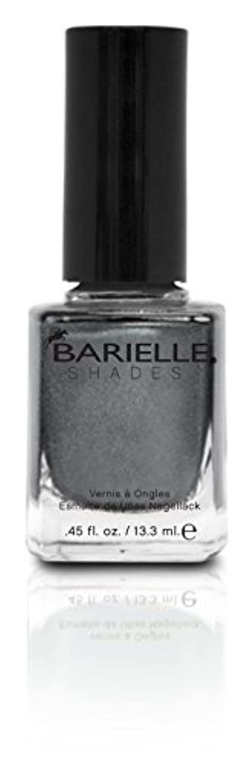 論争の的驚くべき既婚BARIELLE バリエル アウトグレー 13.3ml Out-Grey-Geous 5082 New York 【正規輸入店】