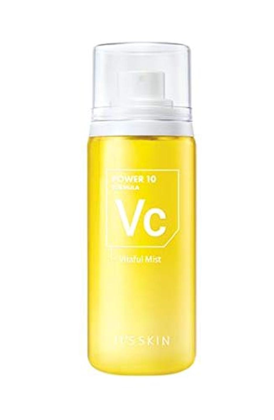 彫刻シールド午後Its skin Power 10 Formula Mist Vc (Whitening) イッツスキン パワー 10 フォーミュラ ミスト Vc [並行輸入品]
