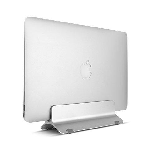 ラップトップスタンド・MacBook スタンド ・ノートパソコンスタンド・ ノートPCスタンド・デスクトップスタンド 縦置き アルミニウム製 MacBook/SONY/SAMSUNG PC スタンド