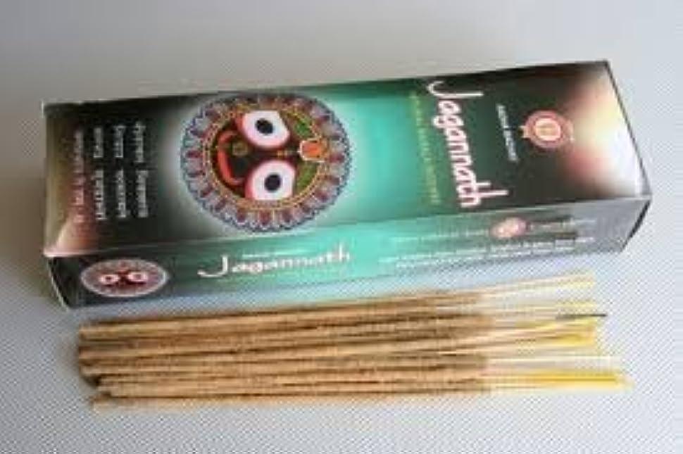 Jagannath Natural Masala Incense - (100 Gram Pack)