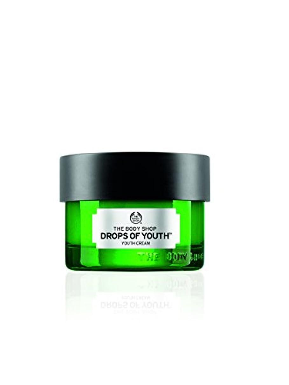 書道解釈鉛The Body Shop Drops of Youth Cream, 50ml
