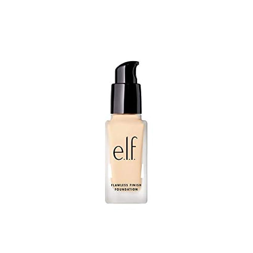 くるくるキー遺体安置所e.l.f. Oil Free Flawless Finish Foundation - Light Ivory (並行輸入品)