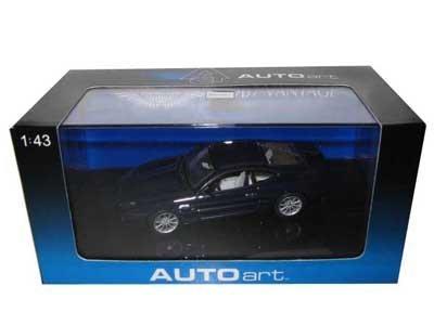 AUTOart 1/43 ストリートシリーズ アストンマーチン DB7 バンテージ (ブルー)