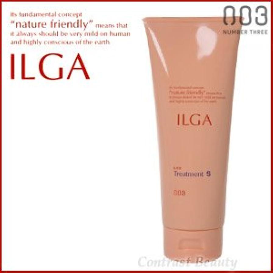 のヒープ苦行今後【X4個セット】 ナンバースリー ILGA/イルガ 薬用トリートメントS 200g (医薬部外品)