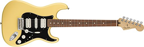 Fender エレキギター Player Stratocaster® HSH, Pau Ferro Fingerboard, Buttercream