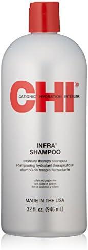 CHI Infra Hair Shampoo, 946 ml
