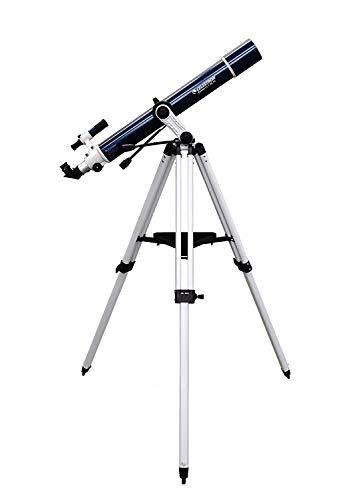 CELESTRON 望遠鏡 天体望遠鏡 Omni XLT AZ80 初心者 微動ハンドル付き 9㎜アイピース 特別セット CE22149-C SET035