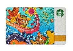 STARBUCKS スターバックス カード シティ 沖縄