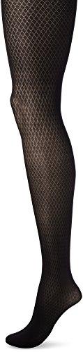 (グンゼ)GUNZE タイツ Tuche トゥシェ 脚を細く見せる ダイヤ 60デニール 2足組 THW95H 026 ブラック L-LL