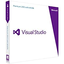 Microsoft Visual Studio 2012 Premium with MSDN  (ソフト1本+Windows 8 タブレット端末1台)