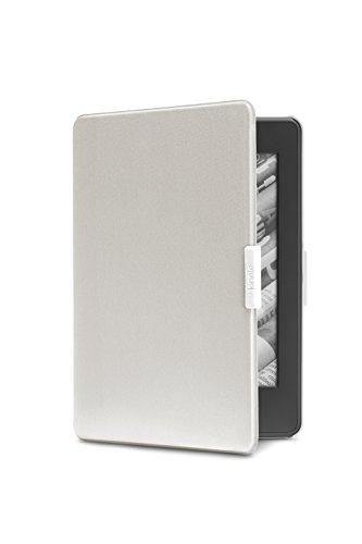 Amazon Kindle Paperwhite用保護カバー ホワイト/グレー