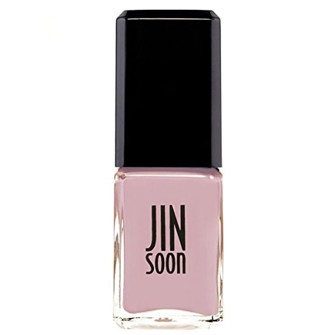 紫の被るコーンウォール[ジンスーン] [ jinsoon] モクシ―(ピンク) MOXIE ジンスーン 5フリー ネイルポリッシュ ピンク 11mL