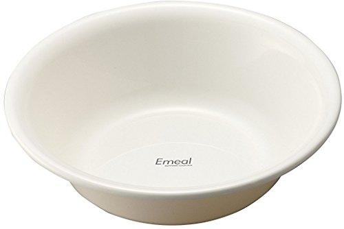 エミール 洗面器 ホワイト(1コ入)