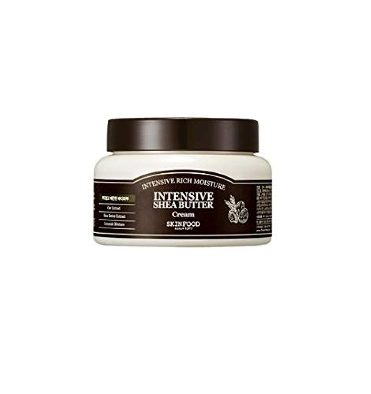 応じる性差別精査するSkinfood 集中シアバタークリーム/Intensive Shea Butter Cream 225ml [並行輸入品]