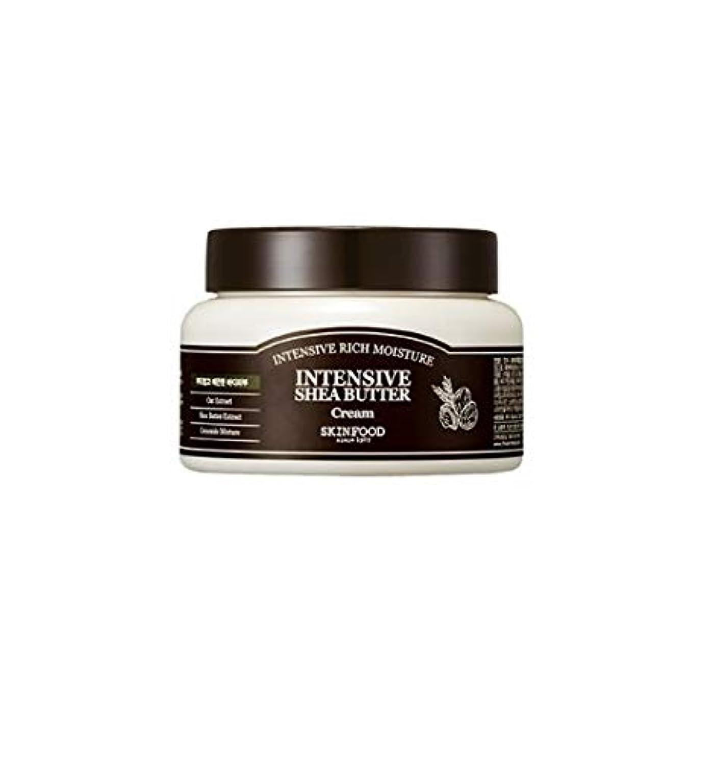 パーク無意識にSkinfood 集中シアバタークリーム/Intensive Shea Butter Cream 225ml [並行輸入品]
