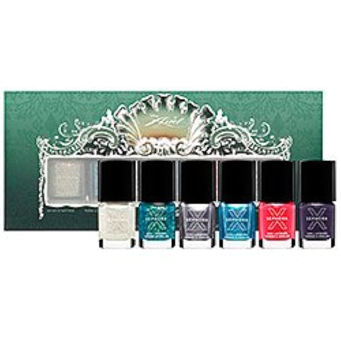 なだめるひばりピンクDisney Sephora Ariel Whatcha-Nail-Callit 6 Piece Nail Set (ディズニー セフォラ アリエル ネイル カラー 6点セット)