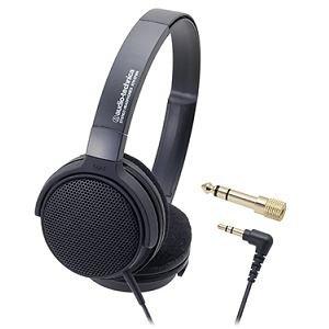 AUDIO-TECHNICAATH-EP300BK楽器用モニターヘッドホン