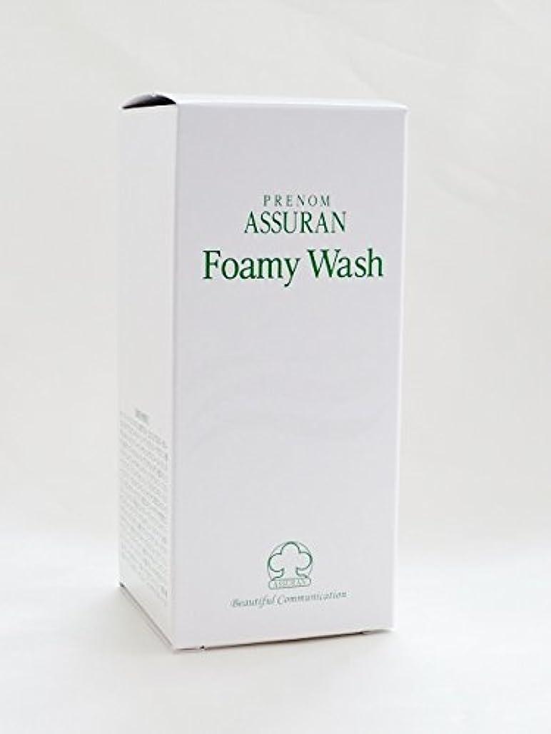 胚芽ガム違反アシュラン フォーミーウォッシュ 180ml