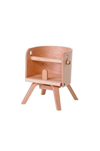 Sdi Fantasia Carota-mini ナチュラル CRT-02L 人参をモチーフにした愛らしい子供椅子 日本製
