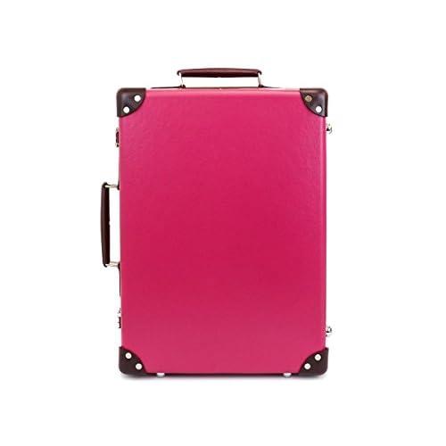GLOBE TROTTER グローブトロッター Pink/Burgundy キャンディ 18インチ [並行輸入品]