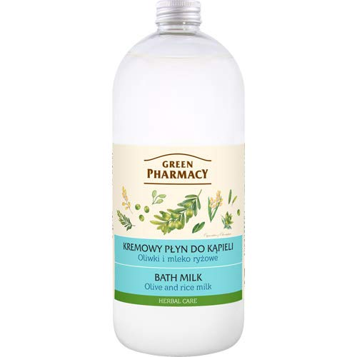 Elfa Pharm Green Pharmacy グリーンファーマシー Bath Milk バスミルク Olive&Rice Milk
