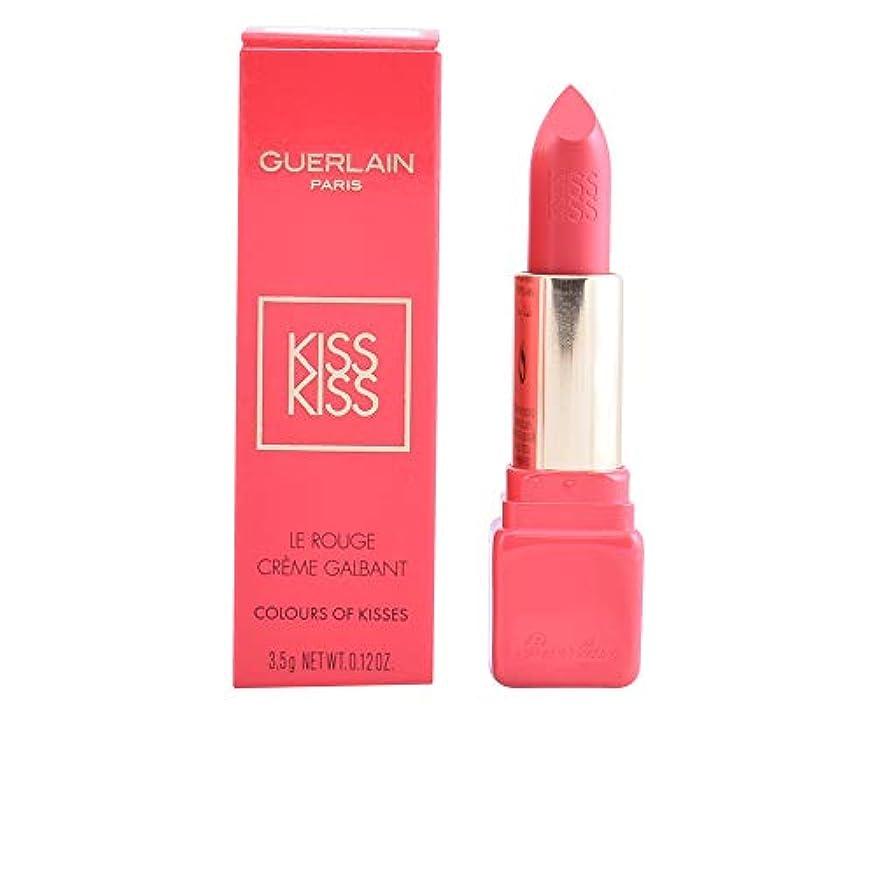 ゲラン KissKiss Creamy Shaping Lip Colour (Colours Of Kisses) - # 343 Sugar Kiss 3.5g/0.12oz並行輸入品