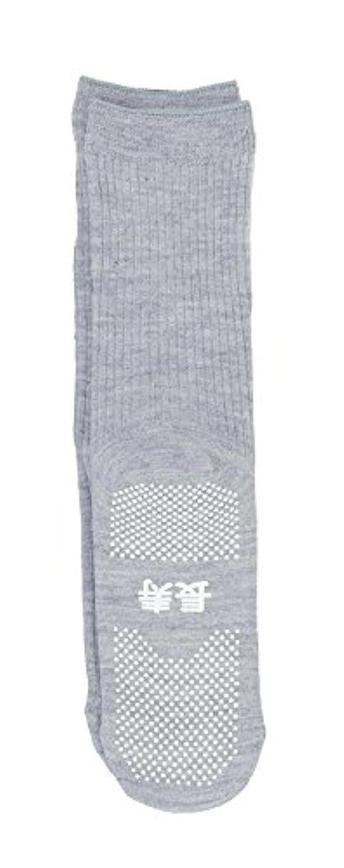 主露出度の高い実験神戸生絲 すべり止め靴下( 長寿
