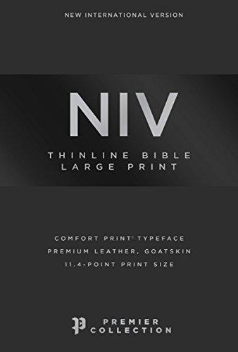 Holy Bible: Niv, Thinline Bibl...