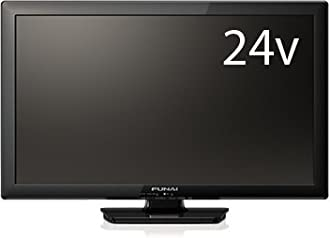 FUNAI FL-24HB2000 24V型 地上・BS・110度CSデジタル ハイビジョン液晶テレビ (24V)