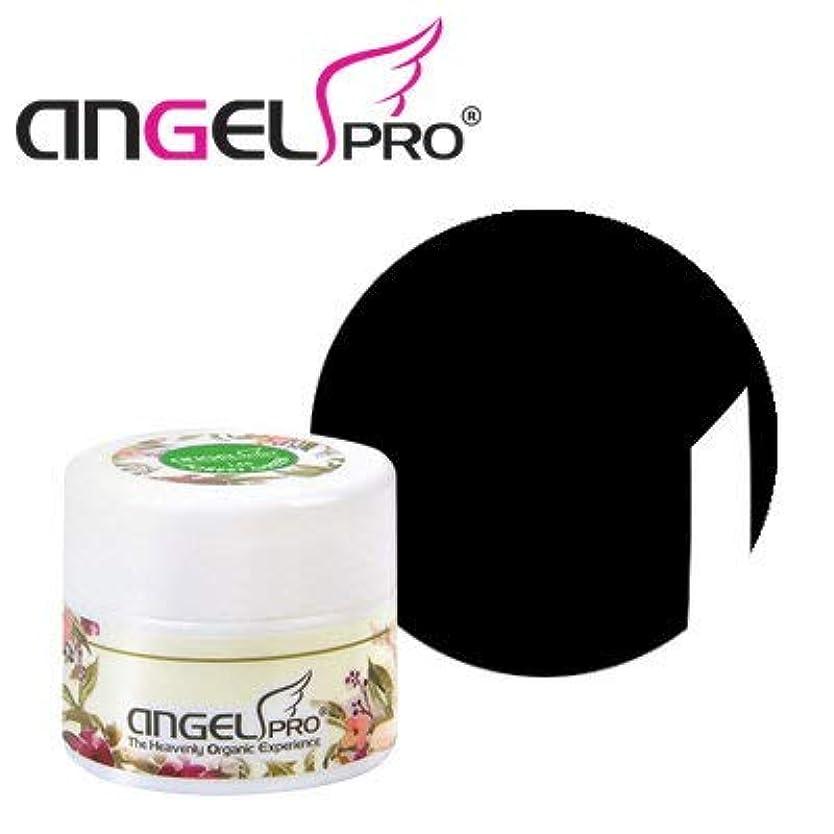 散逸菊形式ANGEL PRO ポットジェリー #218 BLACKEST BLACK 4g