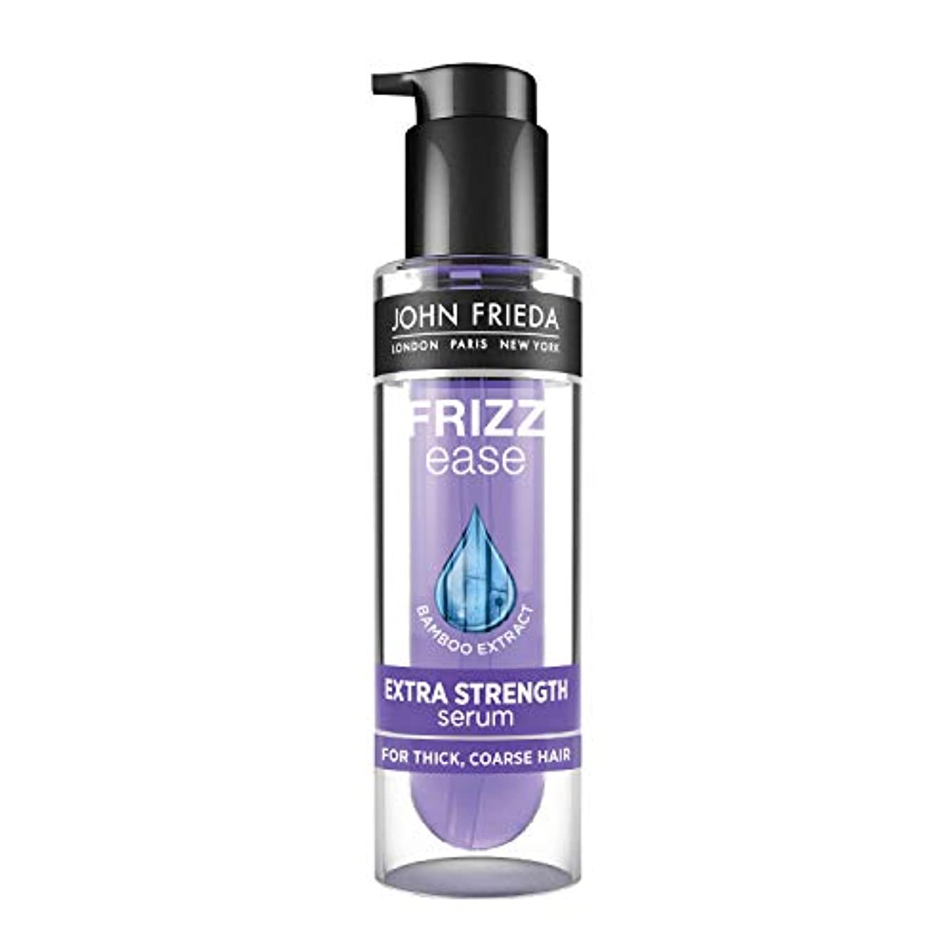 娘貢献農場John Frieda Frizz Ease Extra Strength 6 Effects Serum 50 ml