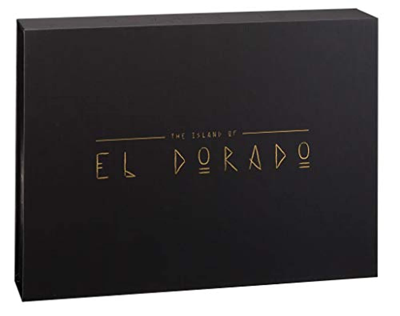El Doradoの島。