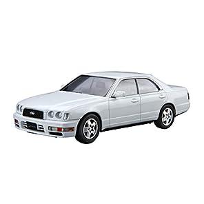 青島文化教材社 1/24 ザ・モデルカーシリーズ No.95 ニッサン Y33 セドリック/グロリア グランツーリスモアルティマ 1995 プラモデル