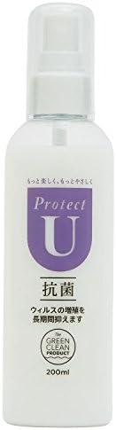 染めQテクノロジィ Protect U 抗菌 200ml