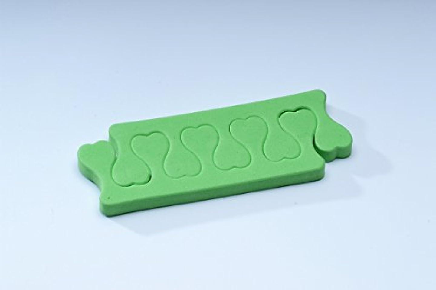 壁小学生圧力フィンガーセパレーター【緑】 gln03