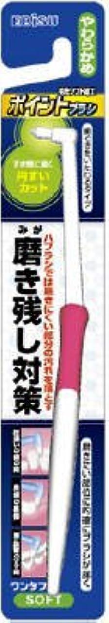 メジャーサンダースサーマル【まとめ買い】ポイントブラシ やわらかめ 1本 ×3個