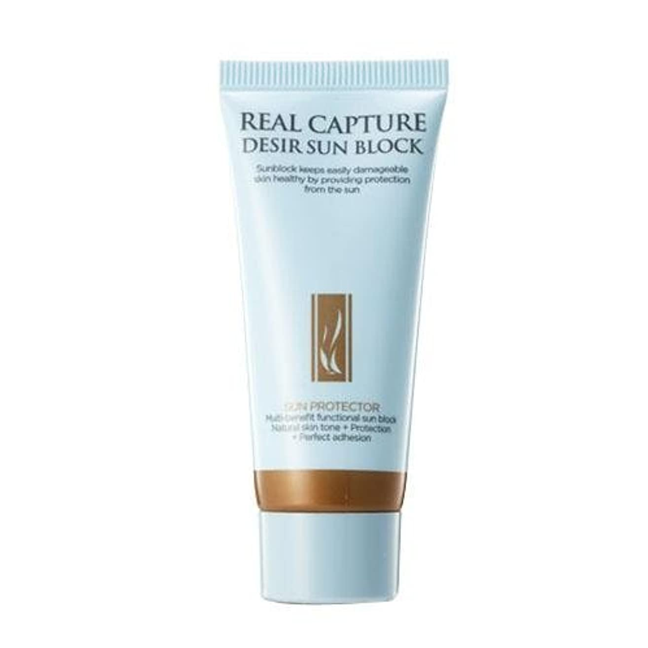 聞きます遅れのみA.H.C Real Capture Desir Sun Block (SPF50+,PA+++)/ Made in Korea